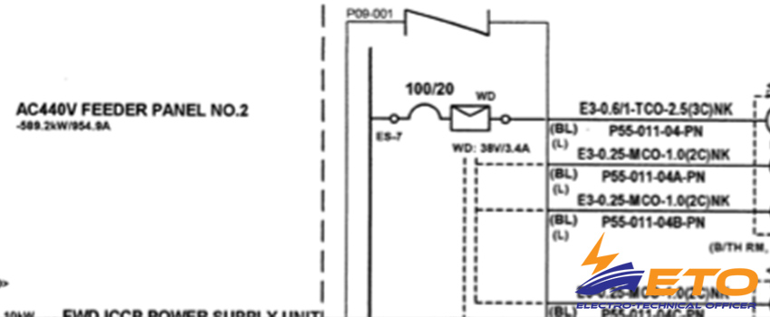 How To Find Fault On Ship Wiring Diagram