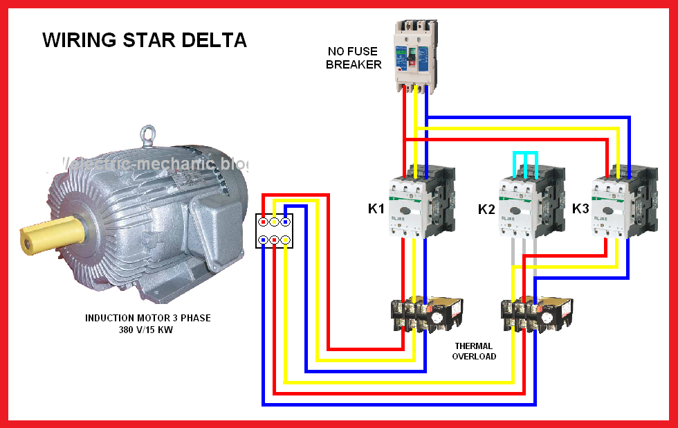 electrotechnical officer com wp content uploads 20 Motor Connection Diagram