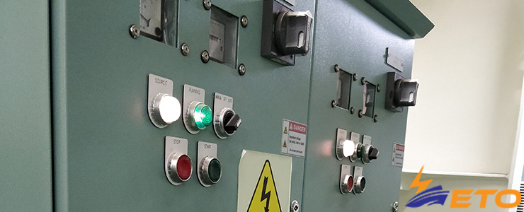 All about Control Panels (Control System) on Ship
