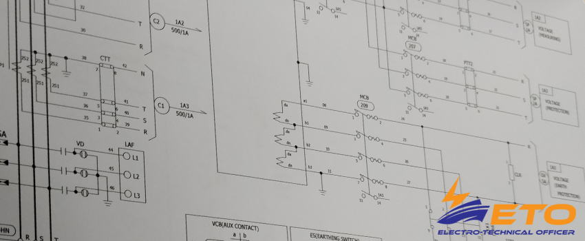How to read ships Electrical Diagrams - Electro-technical